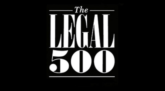 "Legal 500 – EMEA 2016 recommends <span class=""equity"">EQUITY</span> in 5 practices"