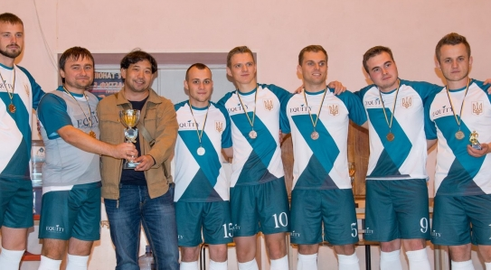 "<span class=""equity"">EQUITY</span> team won the third place in the futsal tournament!"