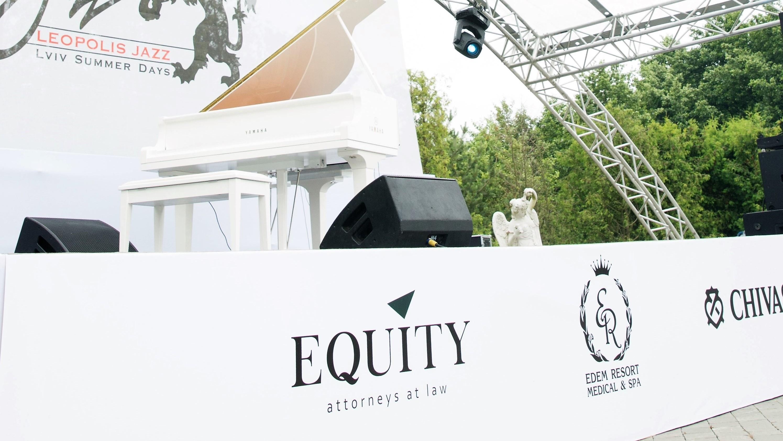 """<span class=""""equity"""">EQUITY</span> виступила юридичним партнером Leopolis Jazz Fest!"""