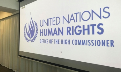 """<span class=""""equity"""">EQUITY</span> lawyers have attended the 23rd report by the Office of the United Nations High Commissioner for Human Rights"""