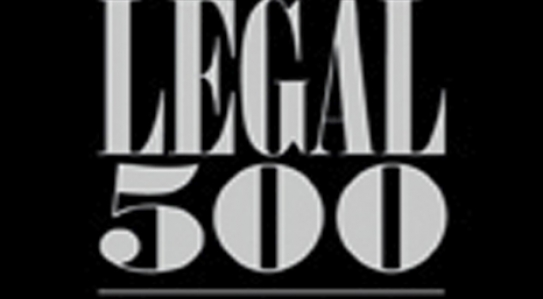 "Legal 500 - EMEA 2015 celebrates the success of the <span class = ""equity""> EQUITY law firm </ span>"