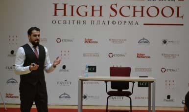 Олег Маліневський вчергове підтримав своїми виступами LHS
