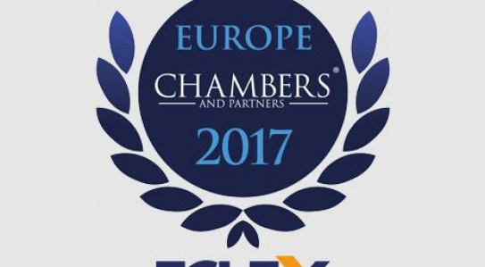 "<span class=""equity"">EQUITY</span> COMPANY is rated high in the ranking CHAMBERS EUROPE 2017"